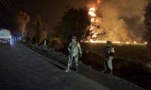 66 قتيلا جراء حريق أنبوب نفط في المكسيك