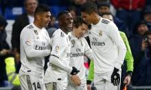 ريال مدريد يلحق الهزيمة بإشبيلية
