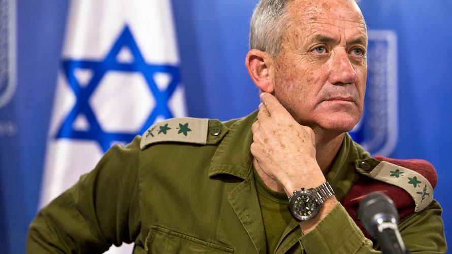 ترشّح غانتس أربك الساحة السياسية الإسرائيليّة (رويترز)