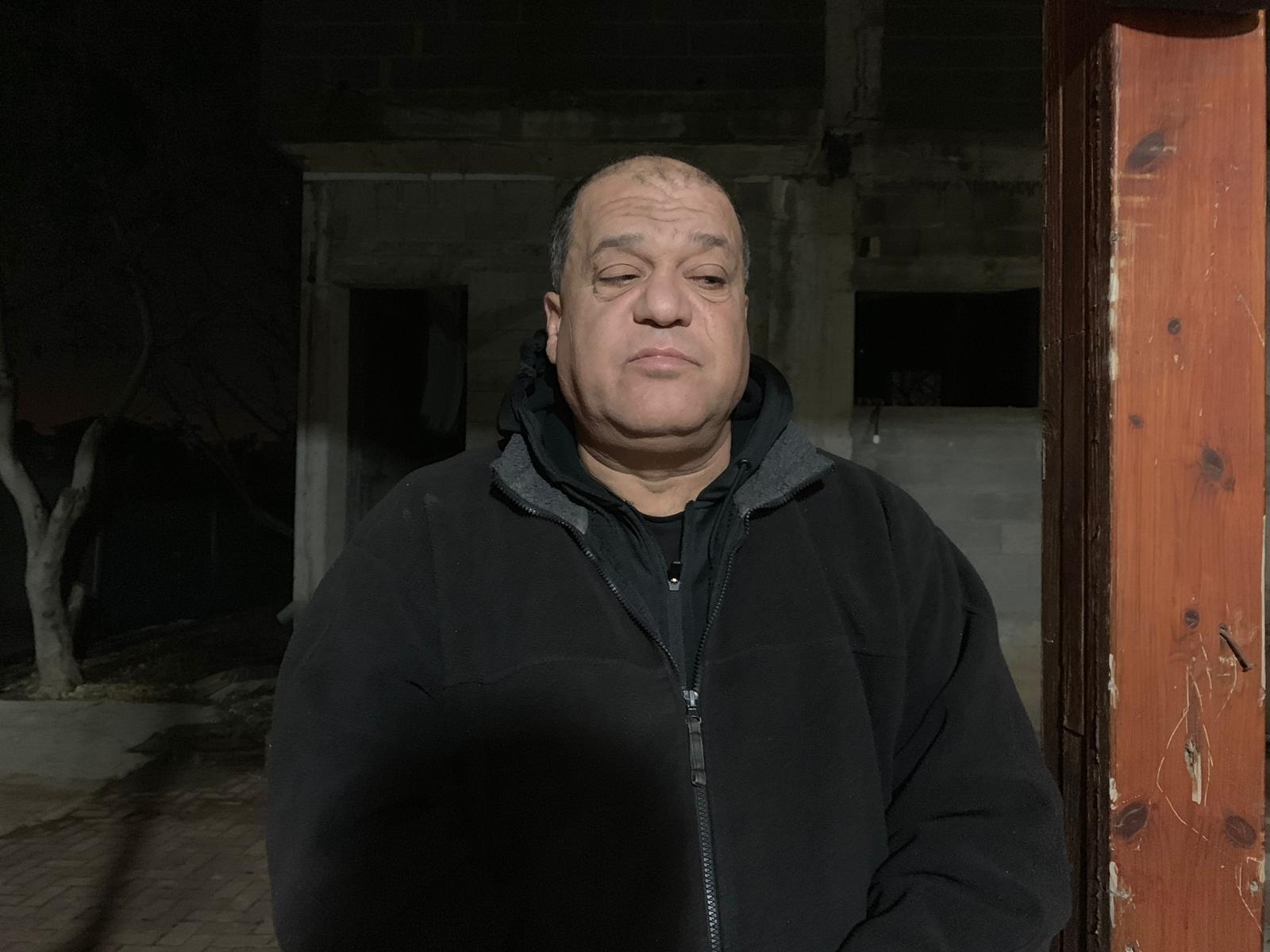 محمّد عودة، صاحب المنزل المهدّد بالهدم (عرب ٤٨)