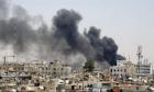 دمشق: قتلى وجرحى بانفجار قرب فرع أمني