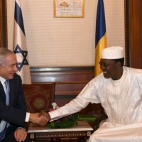 نتنياهو يحط في تشاد لتطبيع العلاقات وتعزيز التعاون العسكري