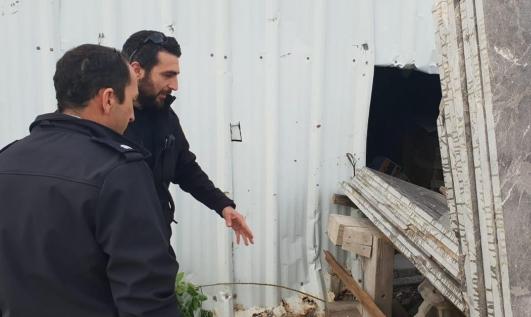 كفر مندا: إصابة خطيرة لعامل