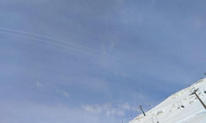 لأول مرة: الجيش الإسرائيلي يعلن اعتراض صاروخ موجّه من سورية