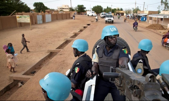 """هجومٌ قرب مالي يتسبّب بمقتل 8 من قوات """"حفظ السلام"""""""
