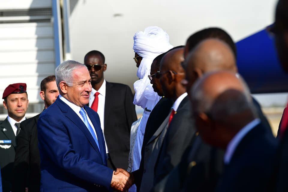 قناة إسرائيلية: نتنياهو سيعرض على تشاد حماية حدودها مع ليبيا 20190120104743