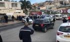 إصابة 3 أفراد شرطة دهسا في أم الفحم