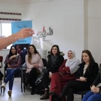 ورشات بالخطابة والقراءة التحليلية لطلاب منحة روضة بشارة عطاالله