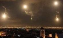 """الجيش الإسرائيلي يعلن استهداف """"قوات إيرانية"""" في سورية"""