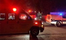 شفاعمرو: إصابات في حريق بمنزل