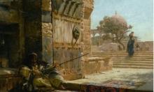 ندوة قراءة في لوحات المستشرقين عن فلسطين | رام الله