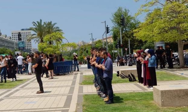 جامعة تل أبيب تغلق مُصلى الطلاب