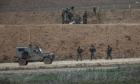 غزة: الاحتلال يقصف موقع رصد بذريعة الرد على إطلاق نار