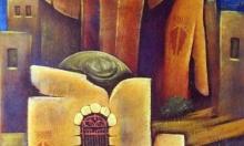 """الناصرة: افتتاح معرض """"لم تزل"""" للفنان التشكيلي محمد الحاج من غزة"""
