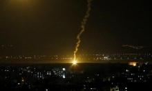 اجتماع للكابينيت غدا: طيران الاحتلال يشن غارات شمالي قطاع غزة