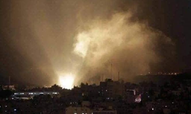 اجتماع للكابينيت الأربعاء: طيران الاحتلال يشن غارات شمالي قطاع غزة