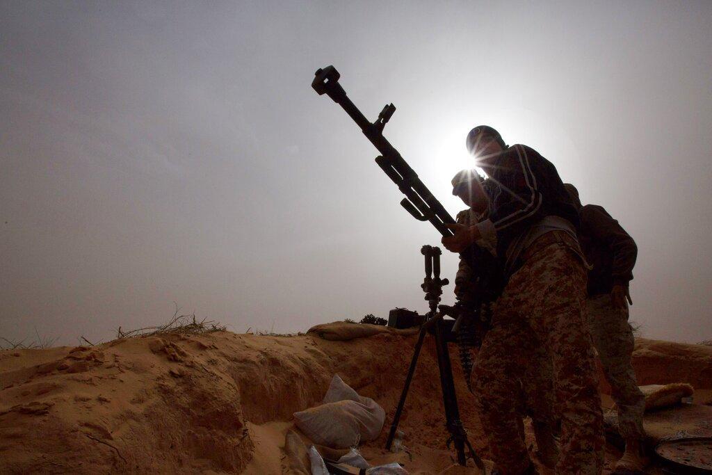 """عدسته رصدت مآسي ليبيا... بن خليفة قُتل دون """"تغطية لائقة"""""""