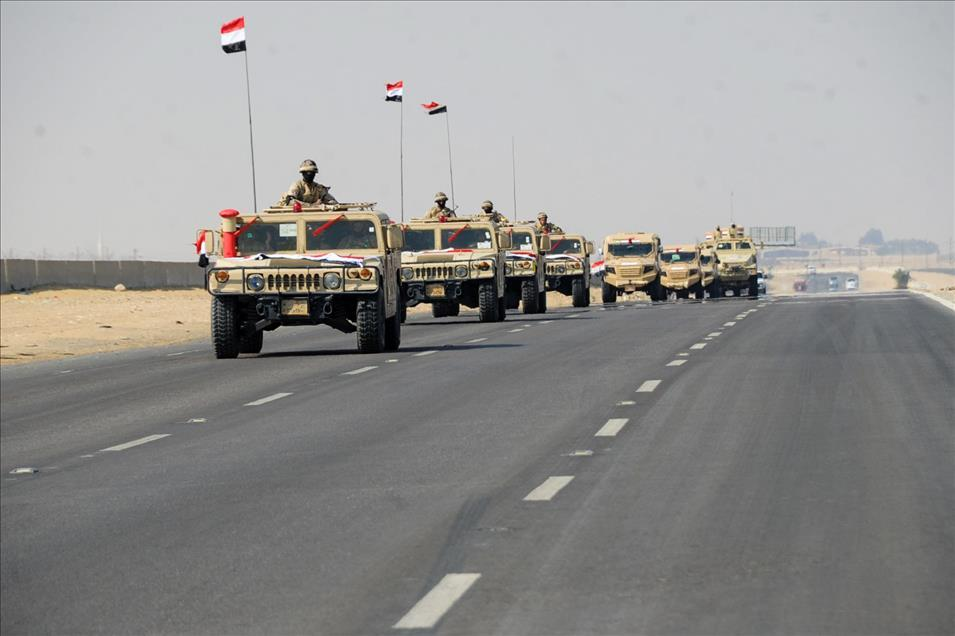 """""""فوبيا التحرير"""": إجراءات أمنية مكثفة في الذكرى الثامنة لثورة يناير"""