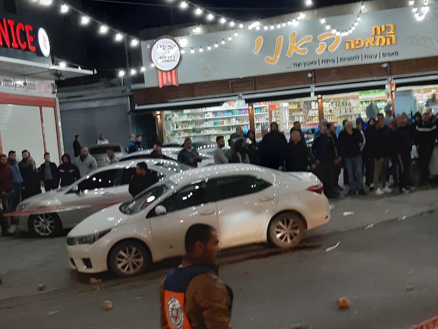 إصابتان في جريمة إطلاق نار بمدخل البعنة ودير الأسد