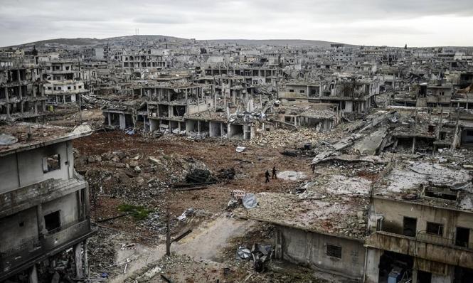 """إسرائيل وإعادة إعمار سورية: التخلي عن """"لعبة صفرية النتيجة"""""""