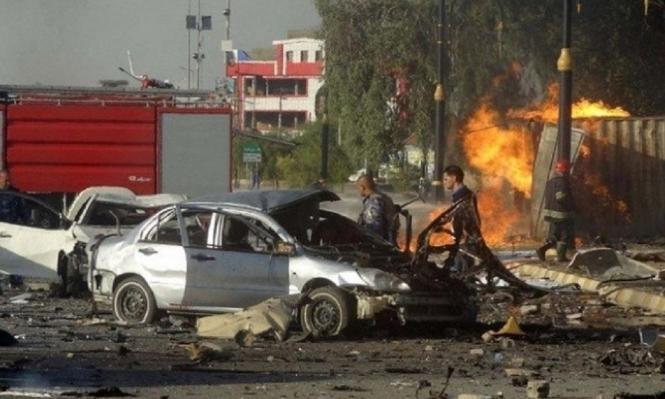 العراق: مقتل شرطي بانفجار مفخخة قرب كركوك