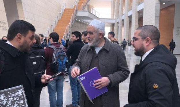 الشيخ صلاح يفند مزاعم النيابة الإسرائيلية أمام المحكمة