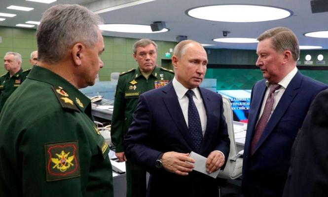 مدى صاروخ روسي يهدد المعاهدة النووية