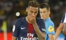 إصابة نيمار قبل مواجهة مانشستر يونايتد