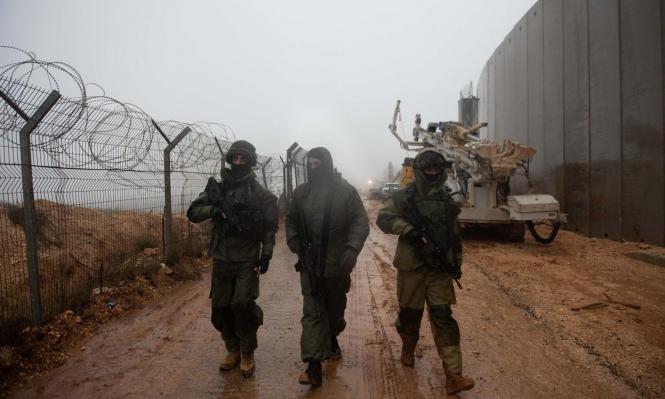 إطلاق نار على قوة عسكرية بالجولان المحتل