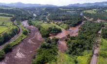 البرازيل: مصرع 9 أشخاص و 300 مفقود حصيلة انهيار السد (صور)