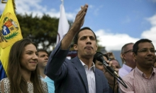 نتنياهو يعلن اعتراف إسرائيل بزعيم المعارضة رئيسا شرعيا لفنزويلا