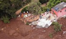 الوحل يبتلع منازل في البرازيل