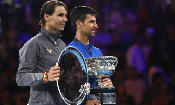 ديوكوفيتش يحرز لقب بطولة أستراليا المفتوحة على حساب نادال