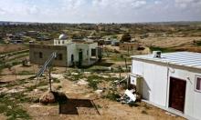 مخطّط إسرائيلي لتهجير 36 ألفًا من النقب يبدأ هذا العام