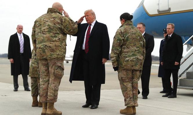 """600 جندي أميركي في سورية لـ""""تأمين عملية الانسحاب"""""""