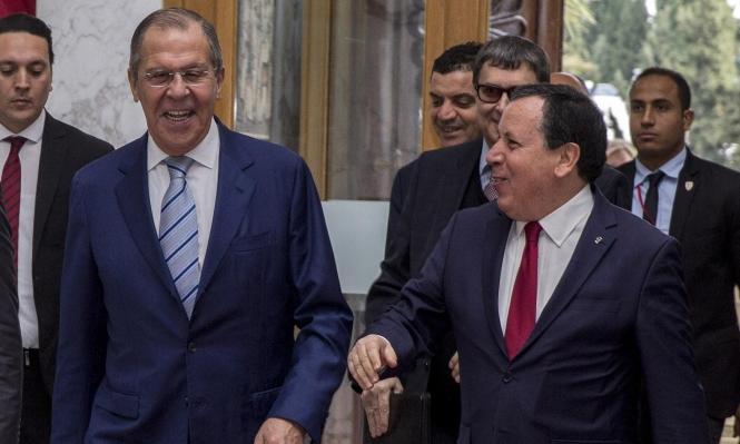 لافروف يبحث عن دور سياسي لبلاده في المغرب العربي