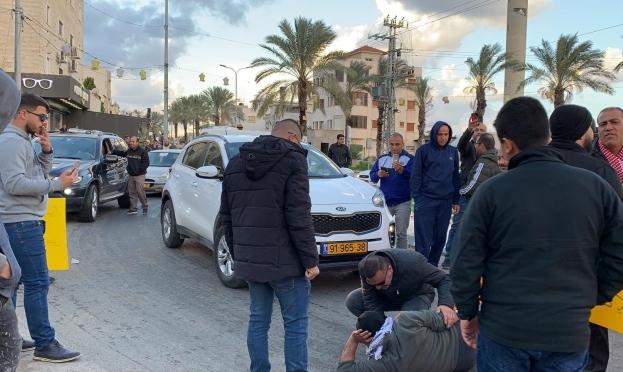 الإفراج عن 5 من 6 معتقلين من مظاهرة قلنسوة
