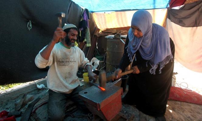"""""""المال مقابل العمل"""": مذكرة تفاهم لتشغيل عمال في غزة"""