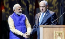 ضمن سلسلة لقاءات دولية قبل الانتخابات: نتنياهو يزور الهند