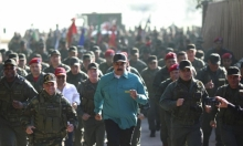 فنزويلا: ترامب يبحث الخيار العسكري وغوايدو يطالب بتدخل أممي
