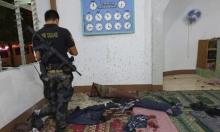 قتيلان في هجوم بقنبلة على مسجد بالفلبين