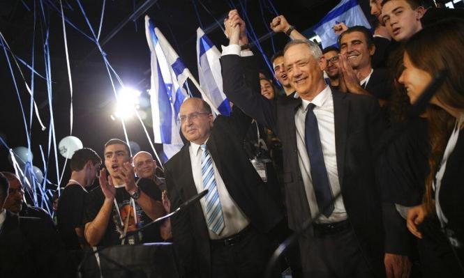 استطلاعات: غانتس يستمر بتقليص الفارق مع نتنياهو