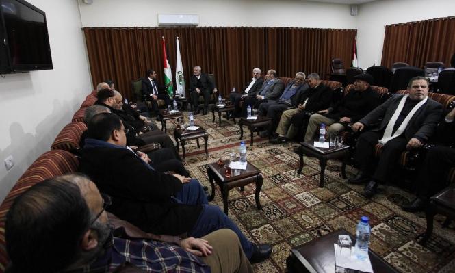 وفد المخابرات المصرية في غزة وملادينوف يصل غدا