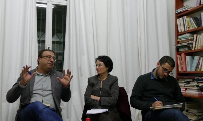 """جمعية الثقافة: ندوة """"مآلات المشاركة العربية بانتخابات الكنيست"""""""