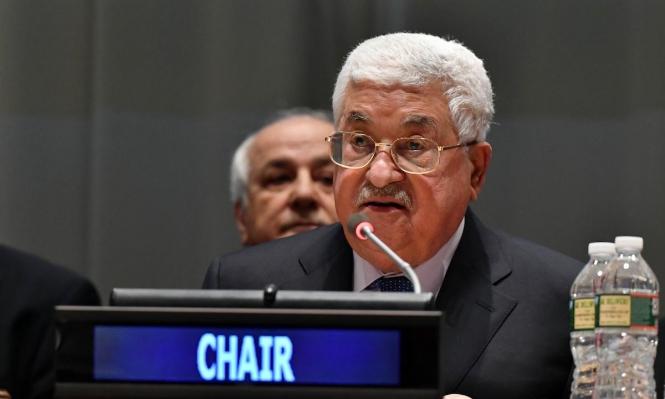 عباس يرغب بالعودة للمفاوضات ويشدد على ضرورة التنسيق الأمني