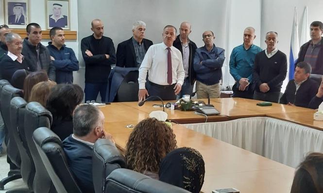 طرعان: رئيس المجلس يدعو لتغليب المصلحة العامة ونبذ العنف