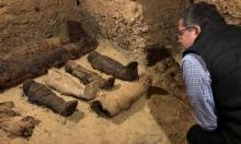 مصر: اكتشافُ مقابر تحوي 40 من المومياء