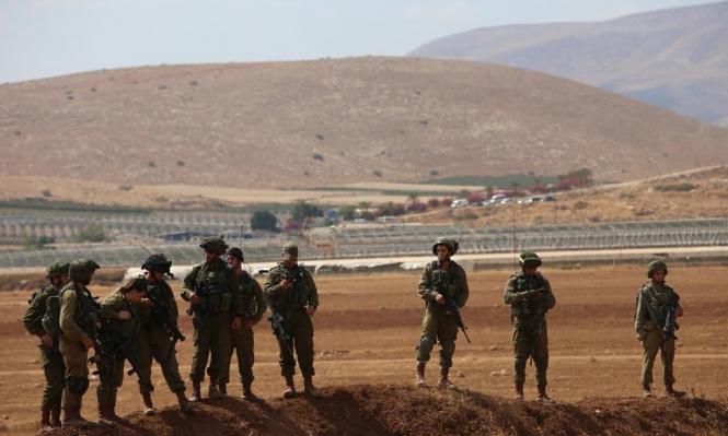 مناورات الاحتلال بالأغوار: تهجير للفلسطينيين وتدمير للزراعة