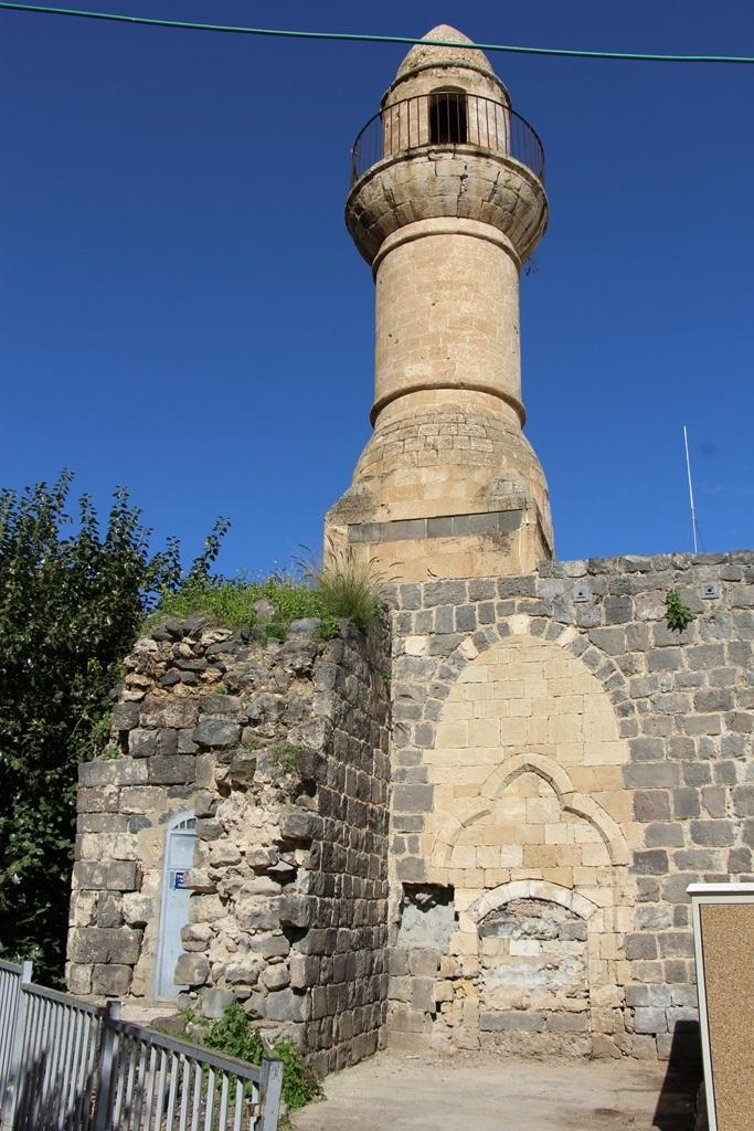 بلدية طبرية تبدأ بتحويل جامع البحر لمتحف