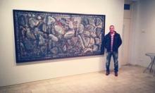 منزل عائلة الفنان الراحل عاصم أبو شقرة يغدو متحفًا لأعماله